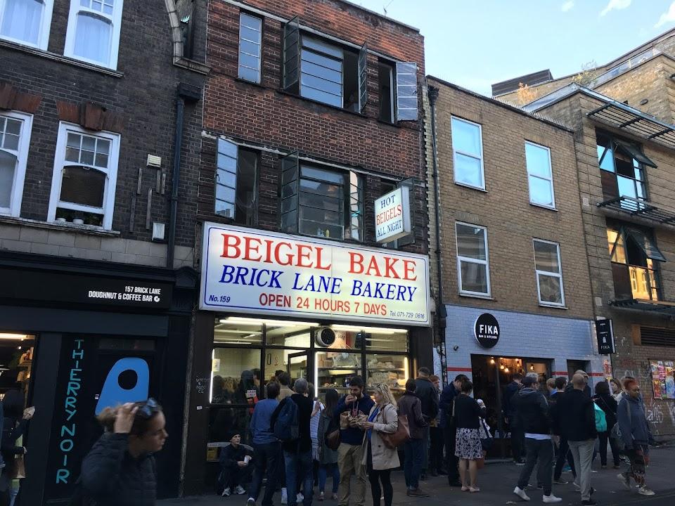 ベーグル・ベイク(Beigel Bake)