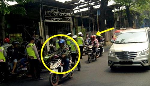Amalan dan Doa Agar Terhindar Razia Polisi Lalu Lintas