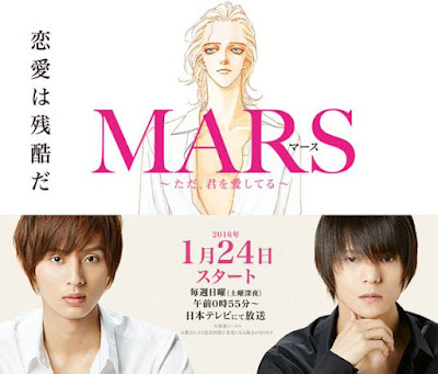 Sinopsis Drama Jepang Mars: But I Love You Episode 1-10 (Lengkap)