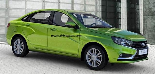 New 2016 Lada Vesta