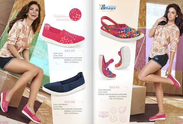 catalogo de calzado mexicano