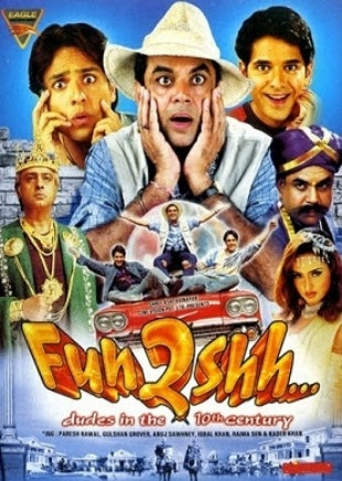 Fun2shh… Dudes in the 10th Century 2003 Full Hindi Movie Download DVDRip 720p