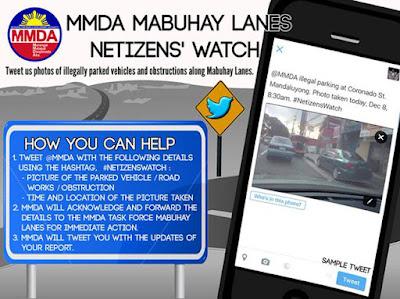 MMDA Netizenswatch Twitter