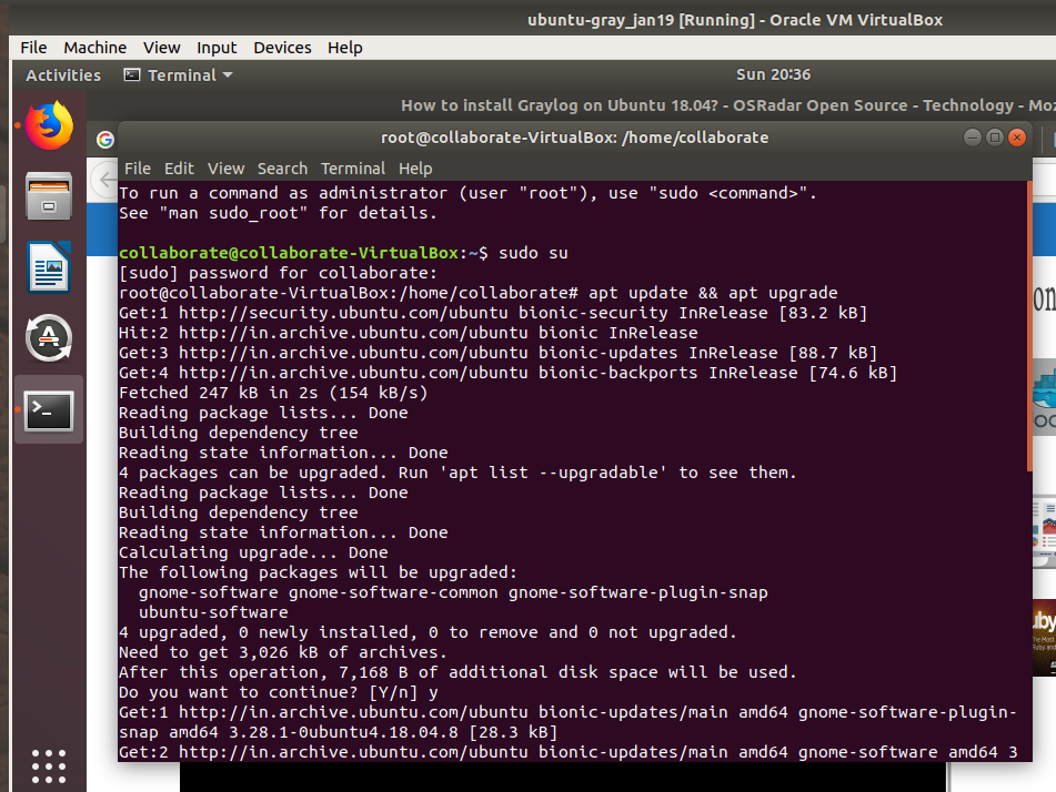 MELIORATE: How to install Graylog on Ubuntu 18 04 1 LTS ?