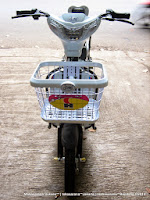 Sepeda Listrik d-Bike Classic