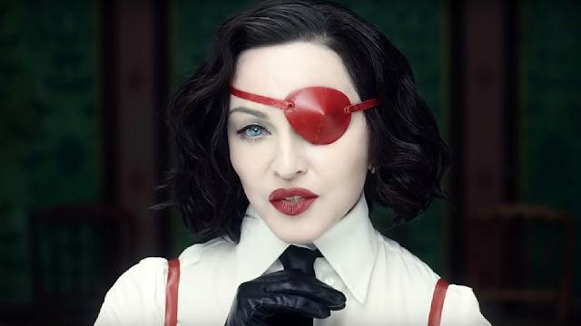 """El Significado de la Persona """"Madame X"""" de Madonna y el Video """"Medellín"""""""