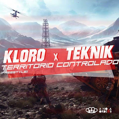 Kloro e Teknik - Território Controlado (Freestyle)