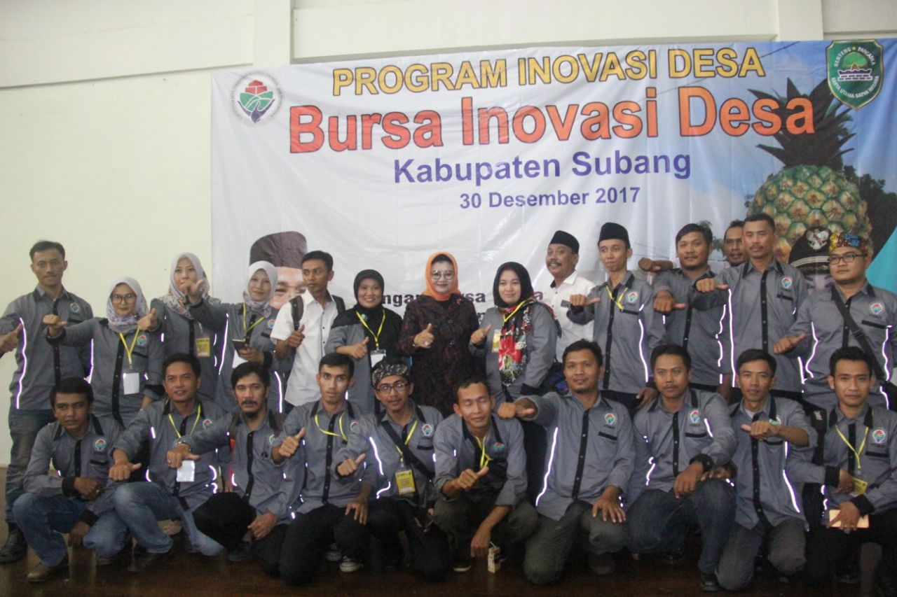 Launching Bursa Program Inovasi Desa Tahun 2017