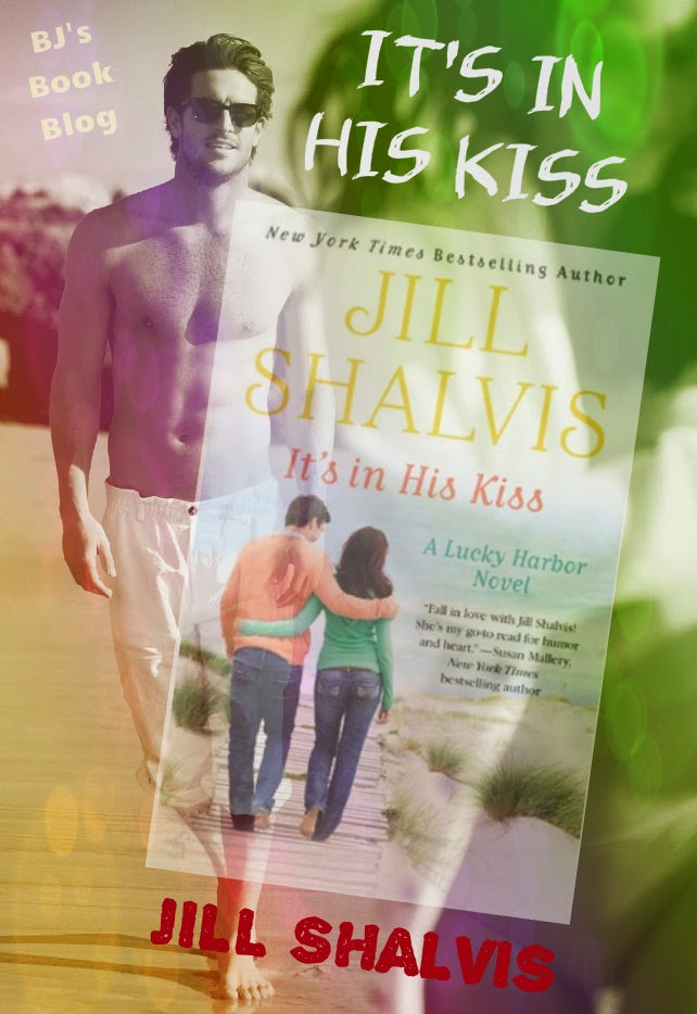 it s in his kiss shalvis jill