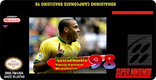 Ronaldinho Campeonato Brasileiro 98 (BR) [ SNES ]