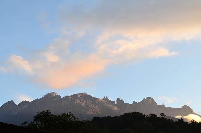 Photo of Mount Kinabalu Sabah
