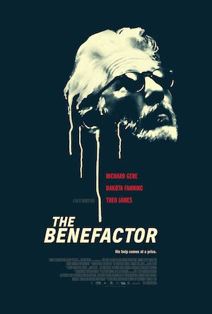 Poster The Benefactor 2015