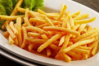 how to make french fries at home: Easy recipe you can do