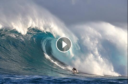 Jojo Roper s 2020 Big Wave Season