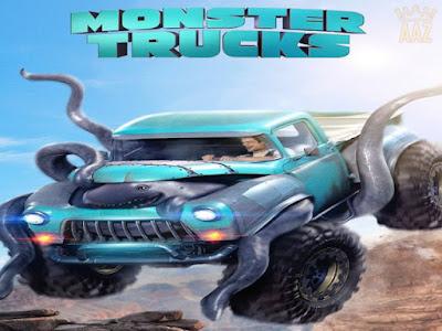 Monster Trucks Movie Watch Online