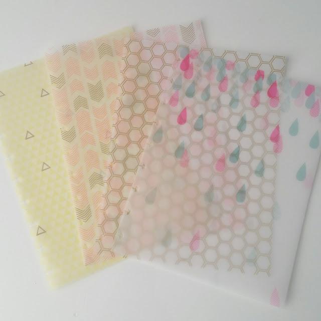 lanes-loves-geometric-neon-gold-foil-pattern-vellum-planner-inserts