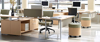 Global Open Concept Desking