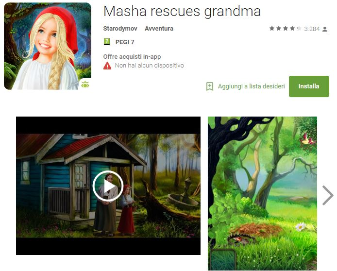 Soluzioni Masha rescues grandma di tutti i livelli | Walkthrough guide