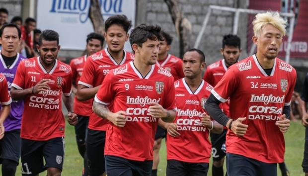 Kemenangan Atas Perseru Sudah Diprediksi, Ucap Pelatih Bali United