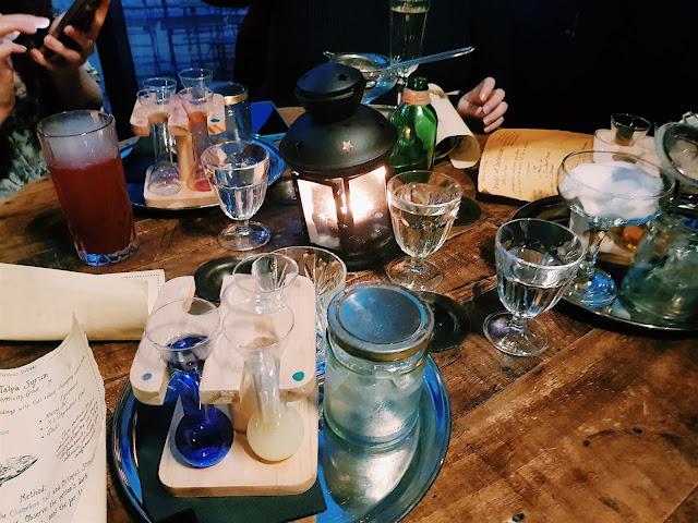 potion cocktail kits