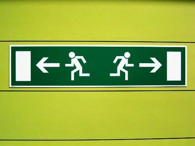 Dos salidas
