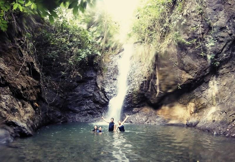 Falls in Naawan - near CDO