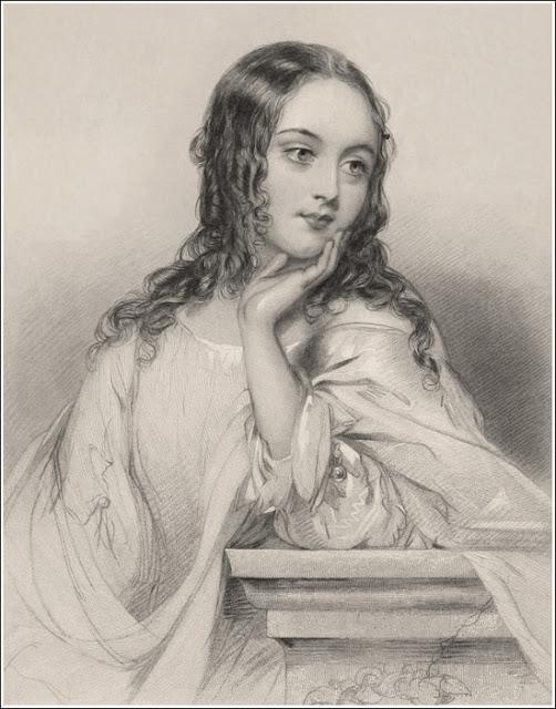 Джульетта, Джон Хатер (John Hayter), 1820-е годы