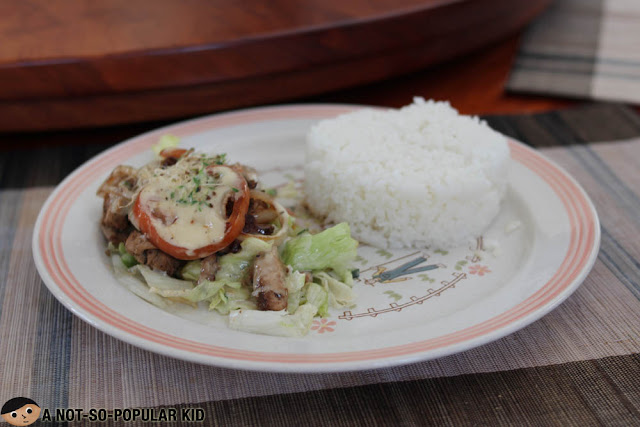 Grilled Chicken on Buttered Rice of Canto