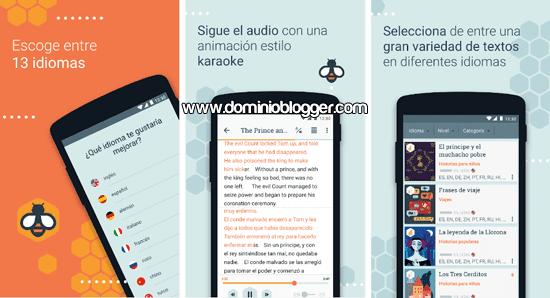 Beelinguapp para Android