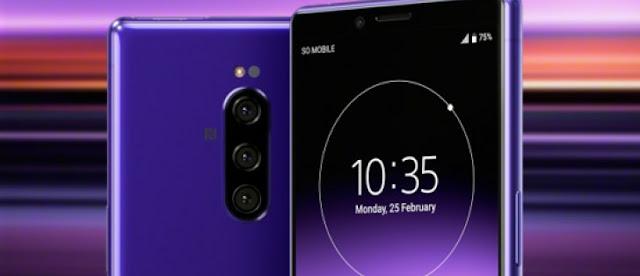 phone Xperia 1, Sony Xperia 1, 4K OLED HDR screen, MWC 2019, Sony Xperia 1 phone, Sony Xperia 1 smartphone, sony, smartphone, phone, mobiles, next Sony phones, mobile,