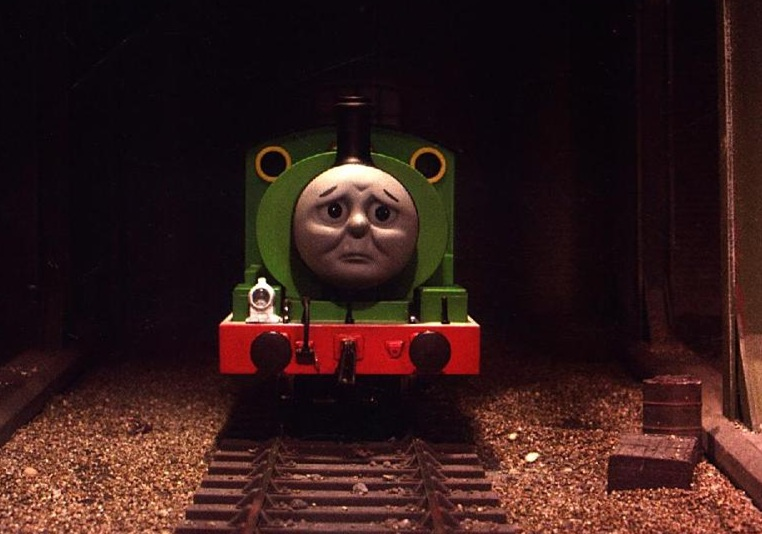 The Thomas And Friends Review Station S8 Ep 7 Percy S