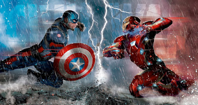 Captain America:Civil War