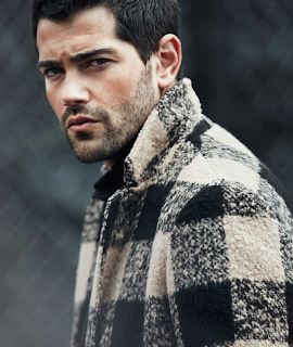 Jesse Metcalfe does Fashion photo spread for Imagista magazine. See photo spread at JasonSantoro.com