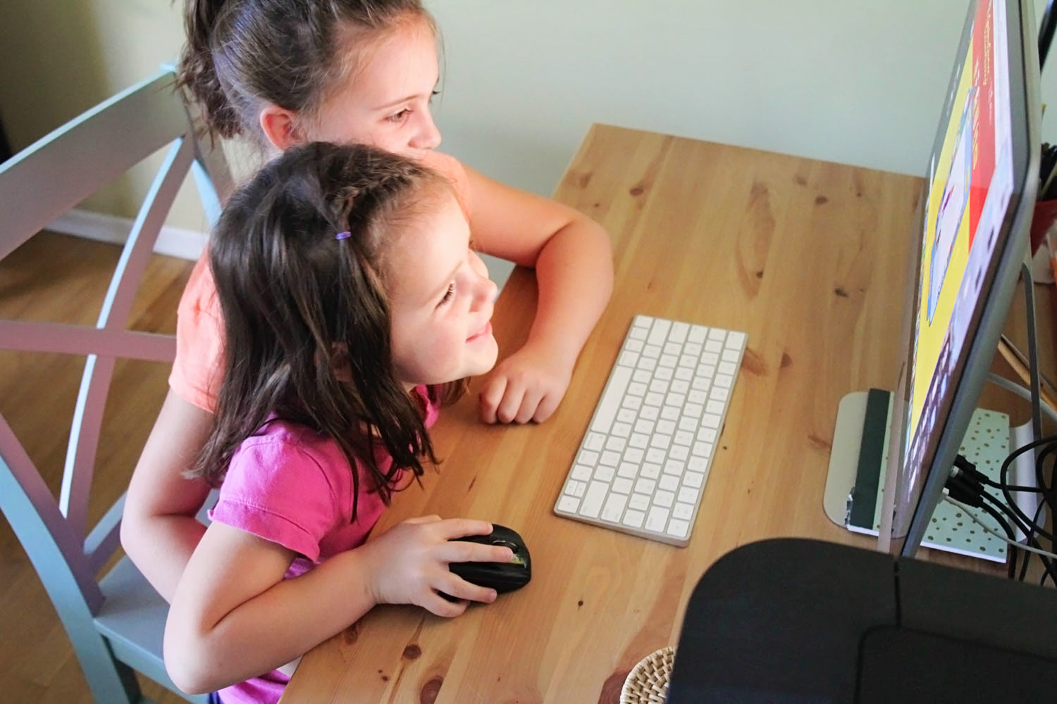Kids and the Internet - 5 Simple Ideas for Technology Use at Home
