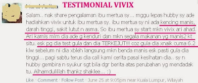 Keistimewaan dan Kebaikan Vivix Shaklee