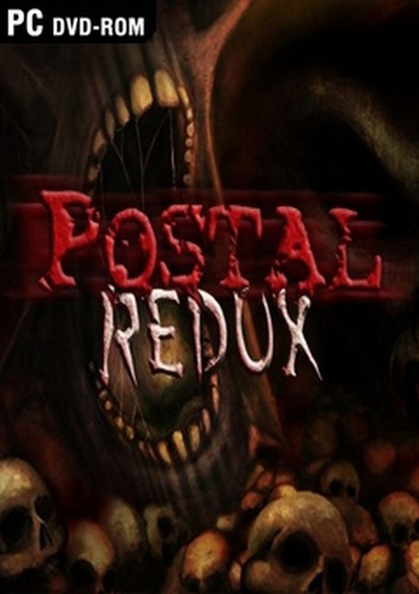 Postal Redux Download Cover Free Game