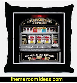casino throw pillows