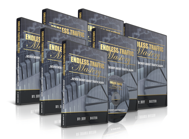 [GIVEAWAY] Endless Traffic Mastery [NEVER WORRY ABOUT TRAFFIC AGAIN]