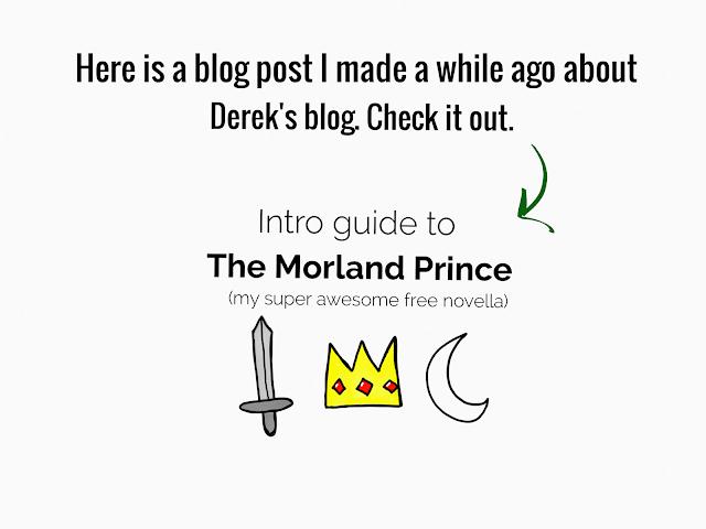 free novella, fantasy blog, coming of age, prince