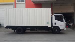 Isuzu Elf NMR 71 Long Box Besi