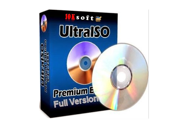 Ultra ISO Premium Edition 9.6 Free Download