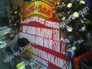 layanan toko bunga ibu tin lamongan