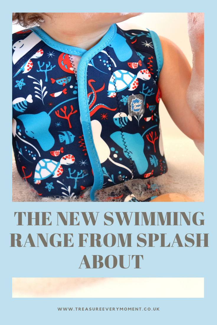 BABY: The New and Seriously Adorable Swimming Range from Splash About