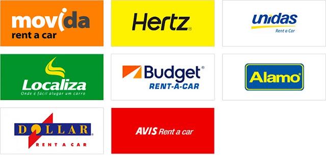 Empresas de aluguel de carro em Malibu