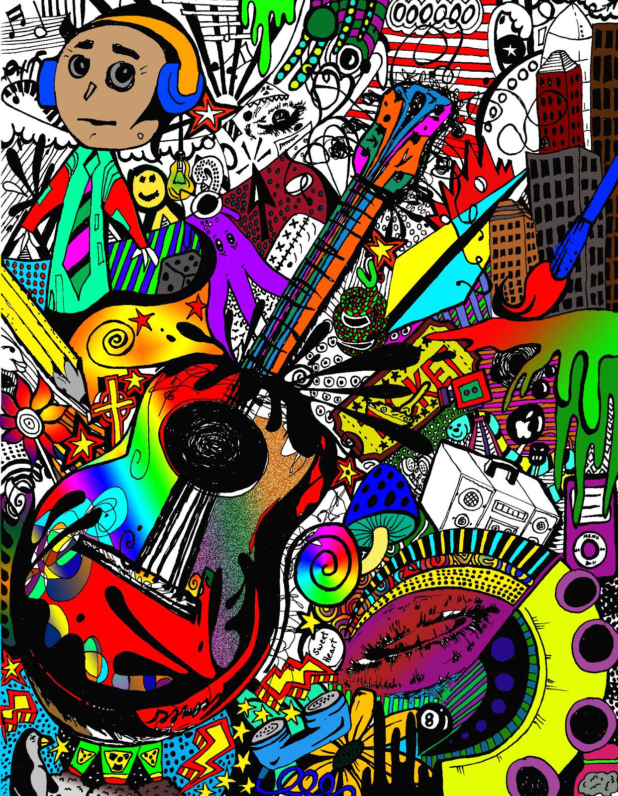 CAMERON'S GA 20 BLOG!: Graphic arts doodle final