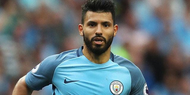 Aguero Tidak Akan Tampil Di Derby Manchester Pekan Depan