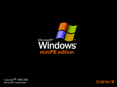 windows minipe