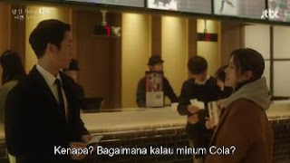 Sinopsis Pretty Noona Who Buys Me Food Episode 3 Part 3