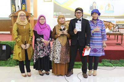 seminar kuprit di Universitas Pancasila Jakarta