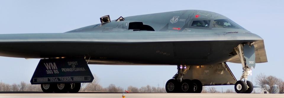 Американські бомбардувальники B-2 повернулися до Європи